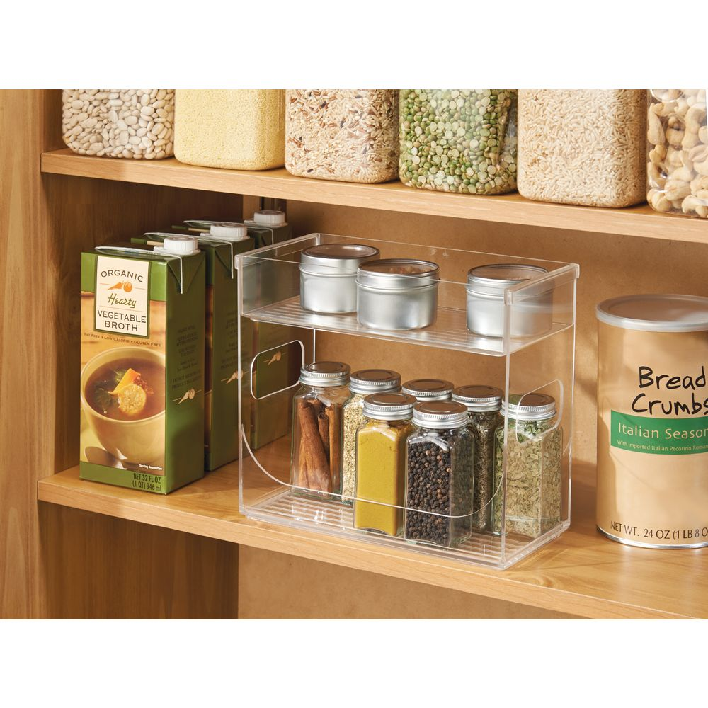Linus 2-Tier Spice Rack - The Organised Store