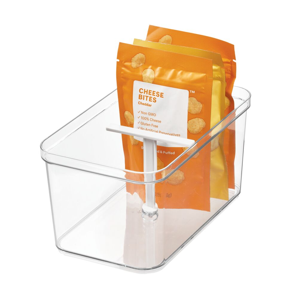 Crisp Deep Drawer Bin with T-Handle - The Organised Store
