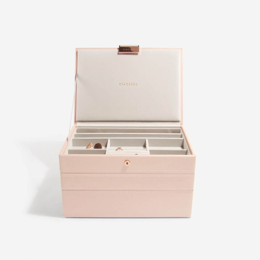 Stackers Classic Jewellery Box Collection Set 3 - The Organised Store