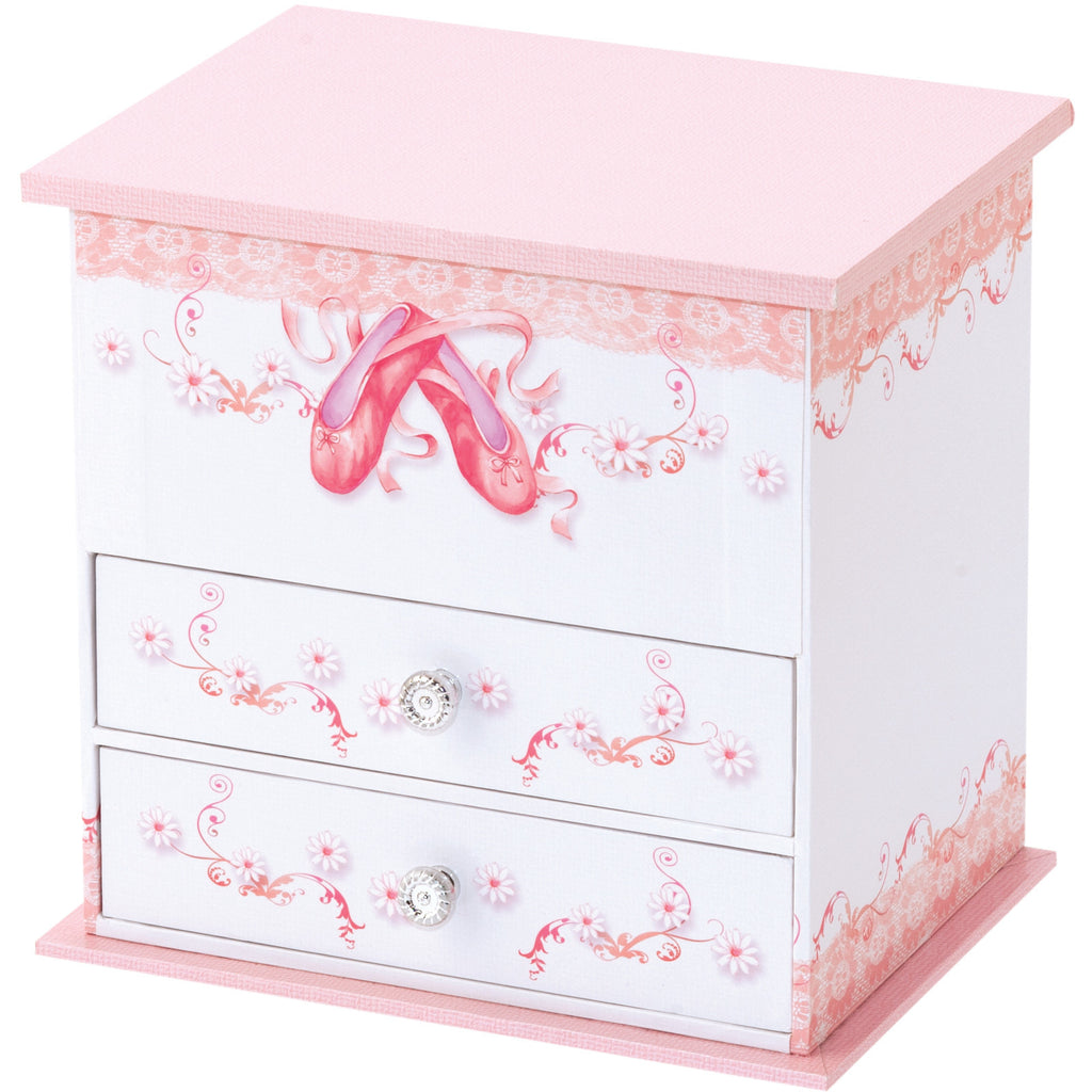 Abigail Jewellery Box - The Organised Store