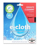 E-Cloth Granite Cleaning Cloths - The Organised Store