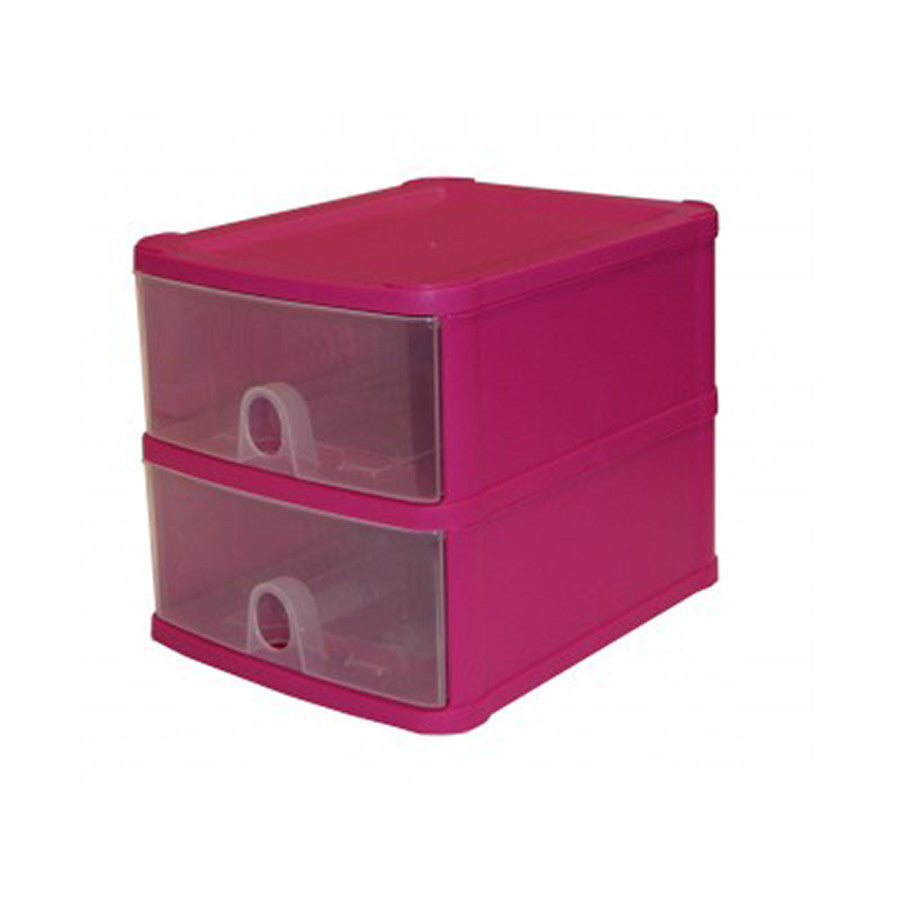 Handi 2 Drawer Tower