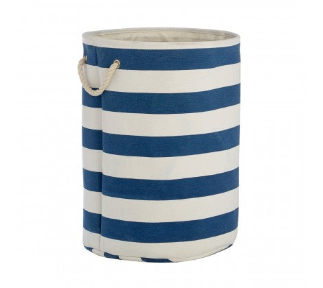Nautical Laundry Hamper