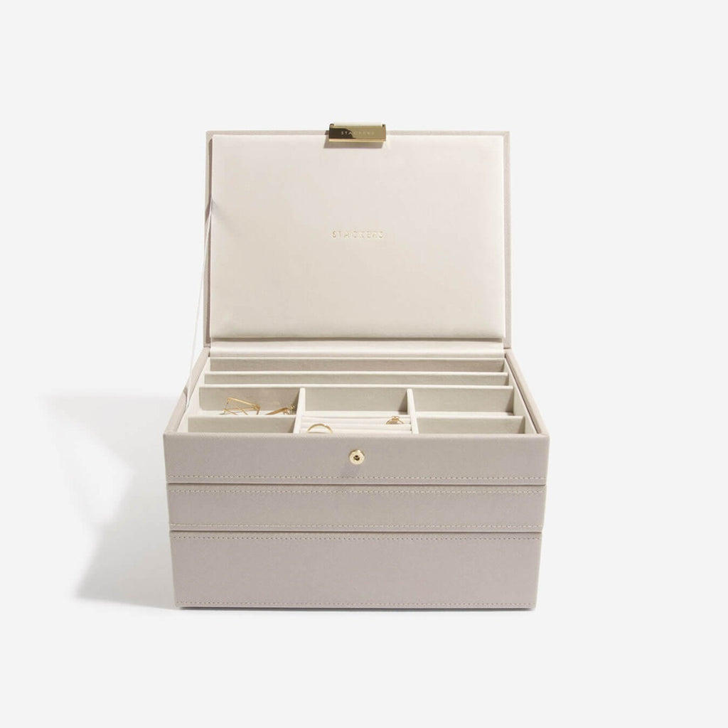 Stackers Classic Jewellery Box Collection Set 3