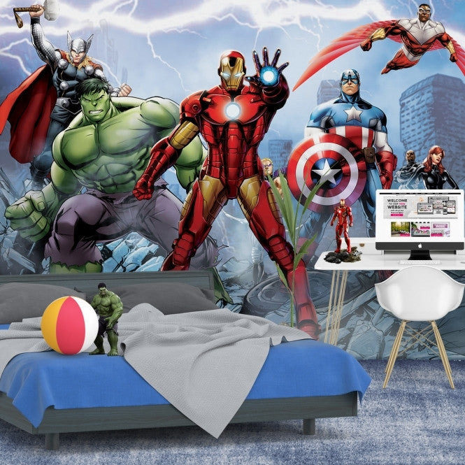 Marvel Wall Decal