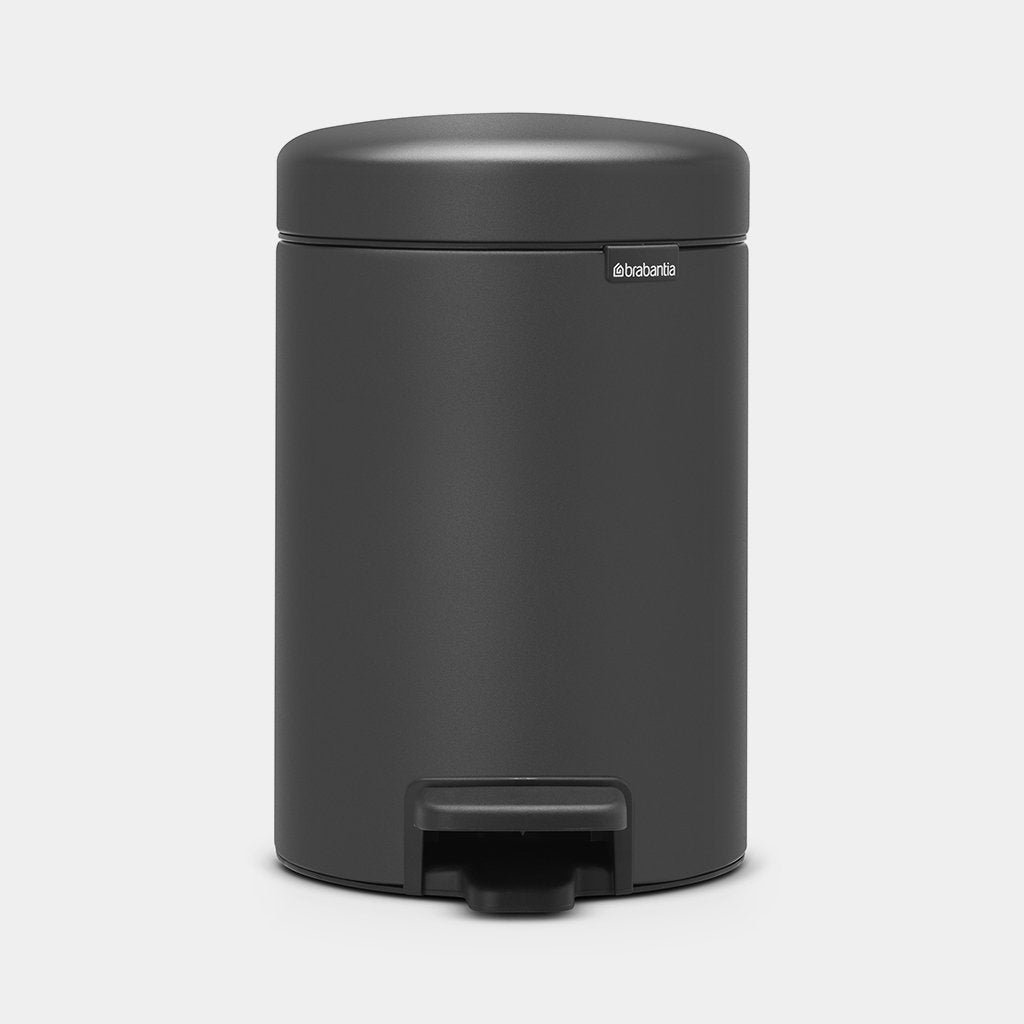 Pedal Bin Newlcon 3L-Various Colour Options