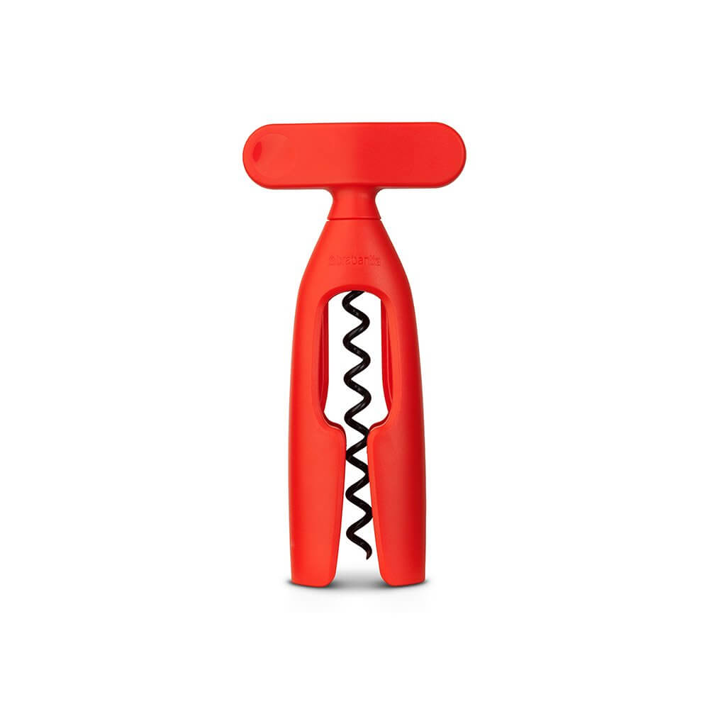 Brabantia Corkscrew- Grey/Mint/Red - The Organised Store