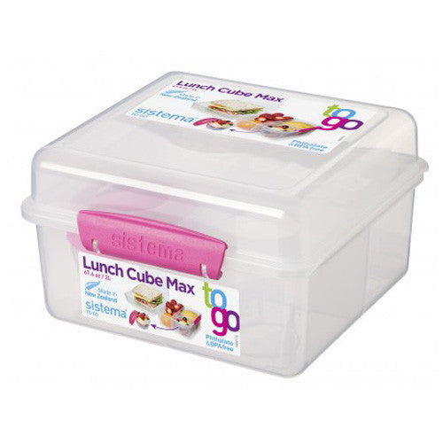 2L Lunch Cube Max TO GO