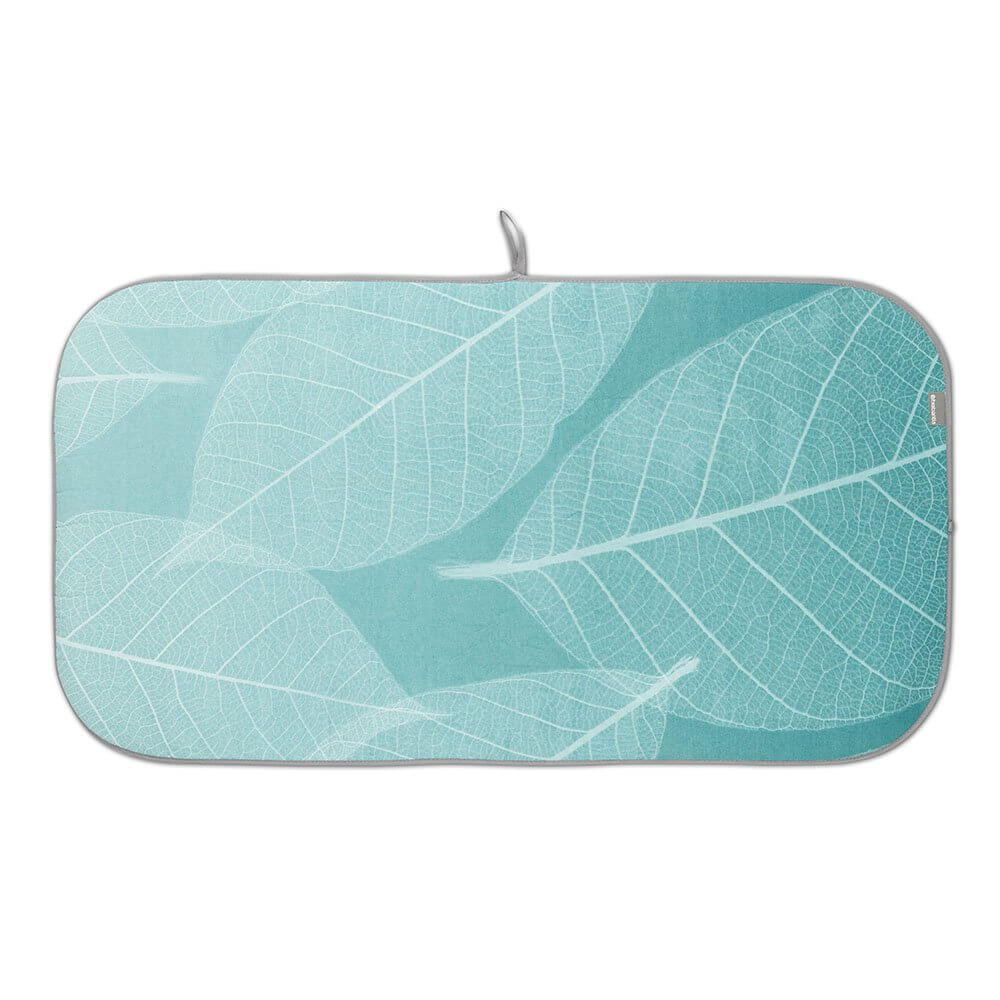 Ironing Blanket 65x120cm Mint Leaves - The Organised Store