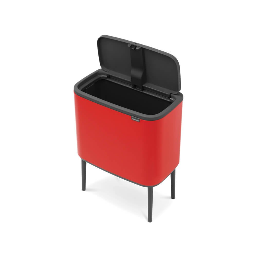 Bo Touch Bin With 1 Inner Bucket 36L - The Organised Store