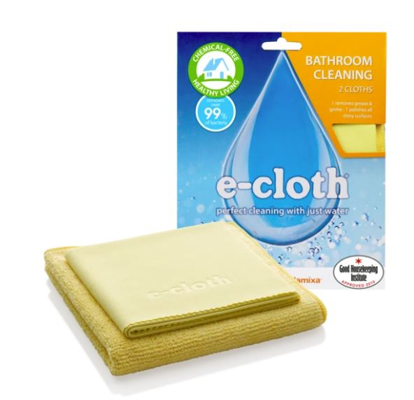 E-Cloth Bathroom Cleaning Pack - The Organised Store