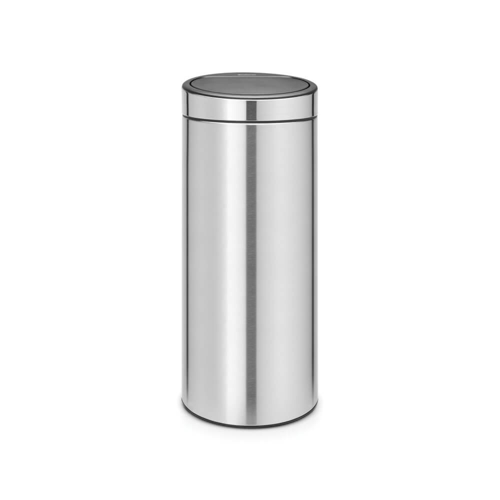 Touch Bin Plastic Inner Bucket 30L Stainless Steel - The Organised Store