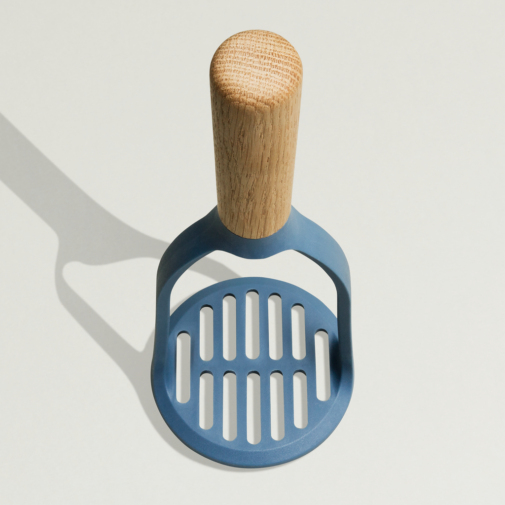 Potato Masher Wood