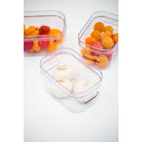 Lid to XS Compact - Clear - The Organised Store