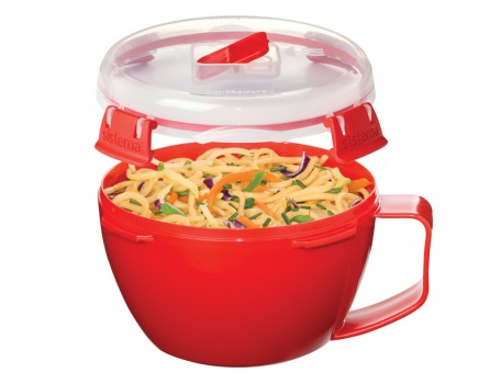 MICROWAVE Noodle Bowl 940ml - The Organised Store