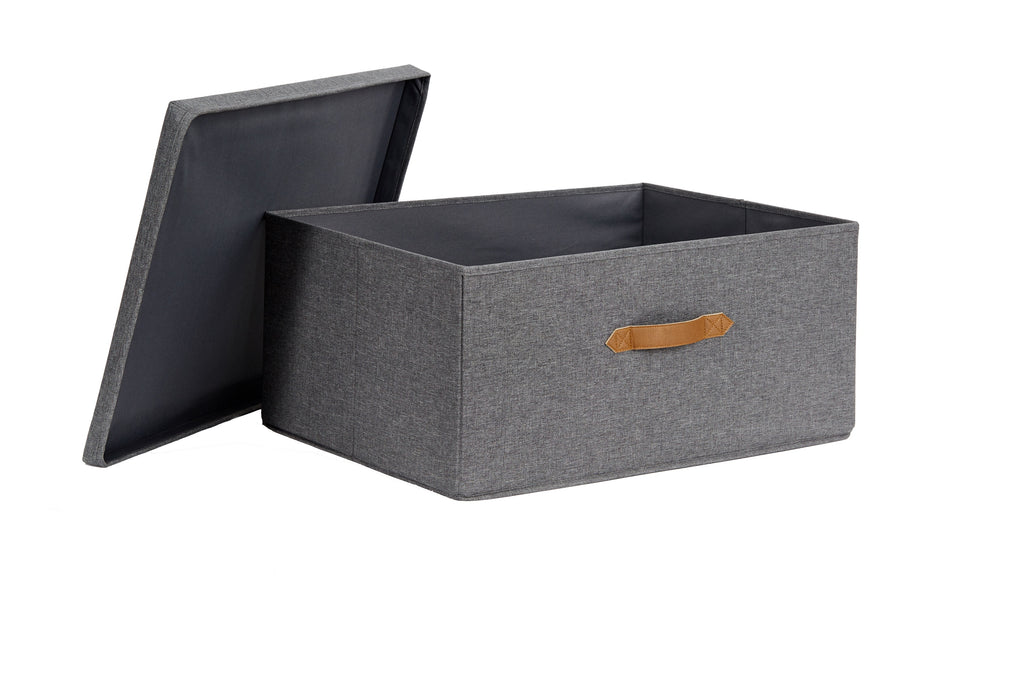 XL Store Box With Lid - The Organised Store