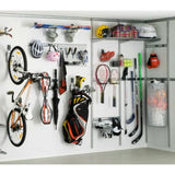 Vertical Bike Hook - The Organised Store