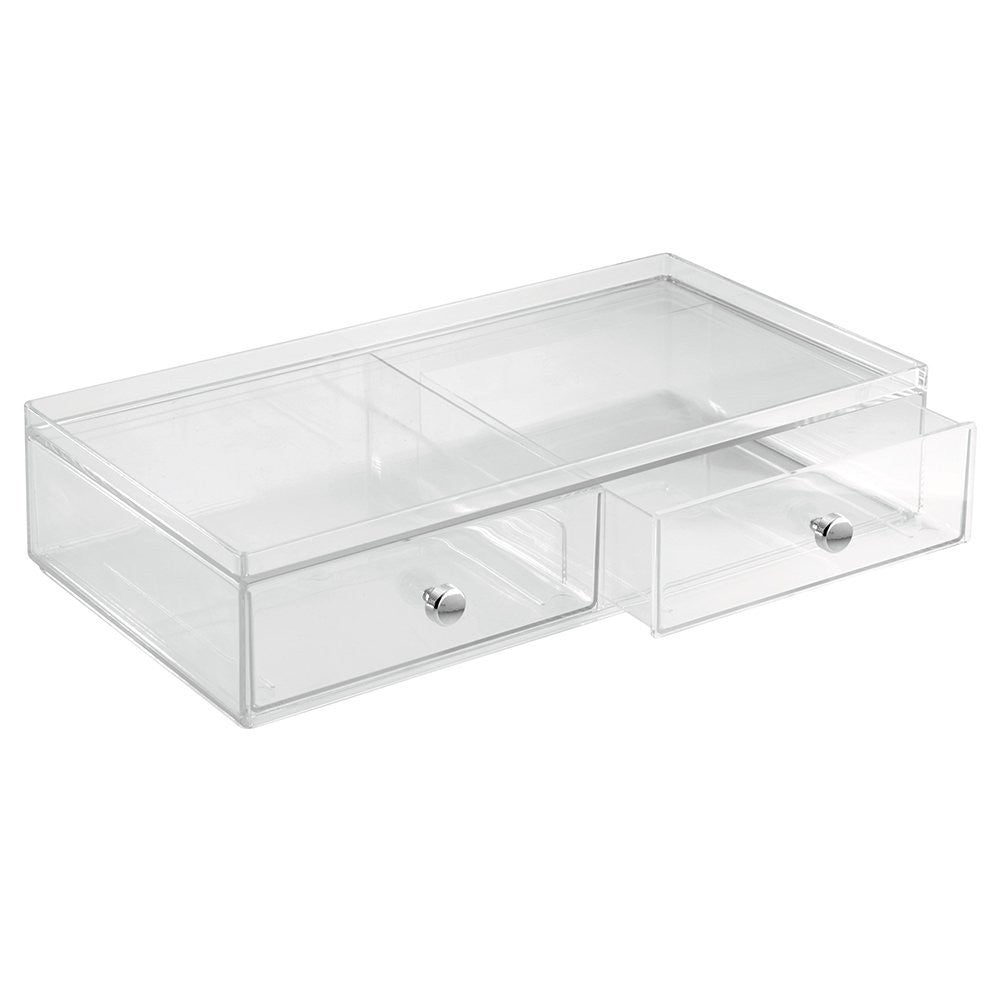 CLARITY Drawers 2 Drawer Wide - The Organised Store
