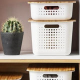SmartStore™ Basket  Recycled 10 Anthracite - The Organised Store