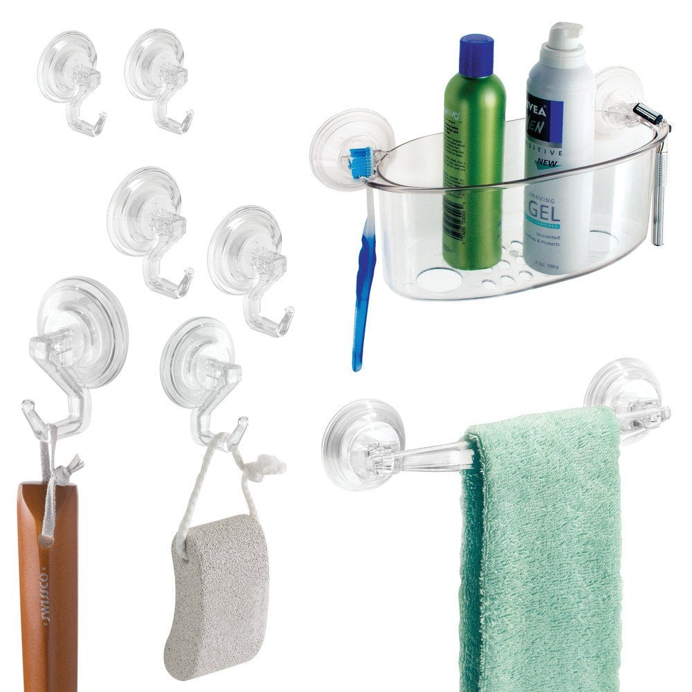 POWER LOCK Shower Baskets - The Organised Store
