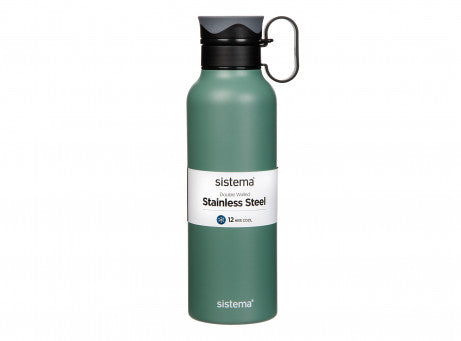 Sistema Double Walled Stainless Steel 600ml