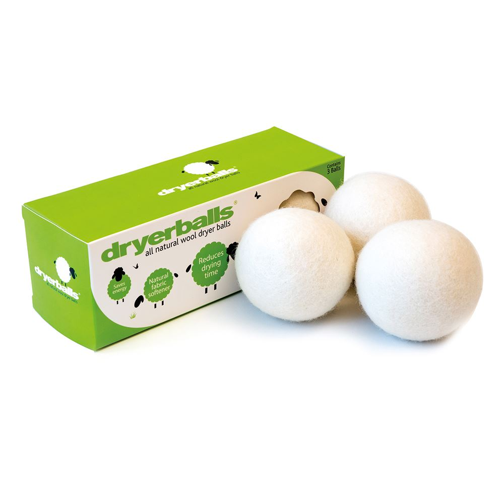Dryer Balls - The Organised Store