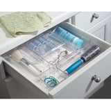 LINUS Drawer Organiser 3 x 9 x 2 - Clear