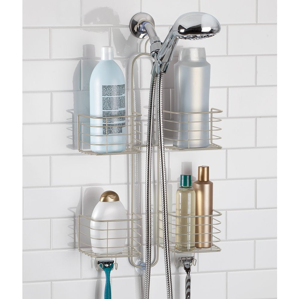 METALO Over Door Shower Caddy – The Organised Store