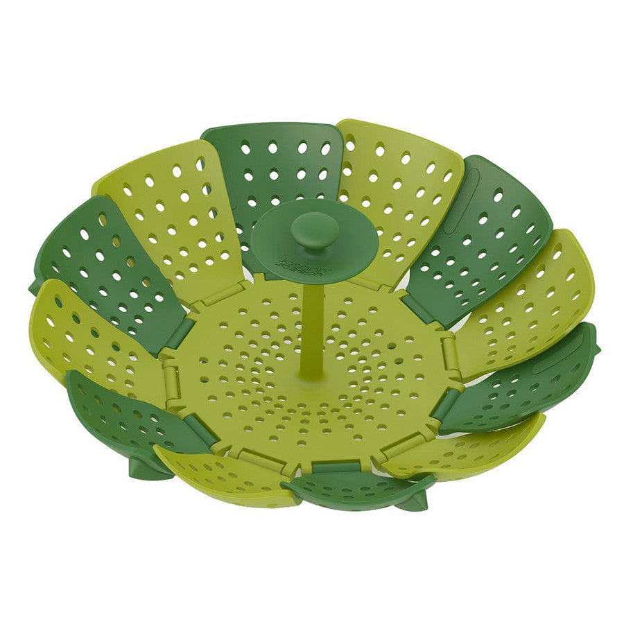 Lotus Plus Folding Steamer Basket