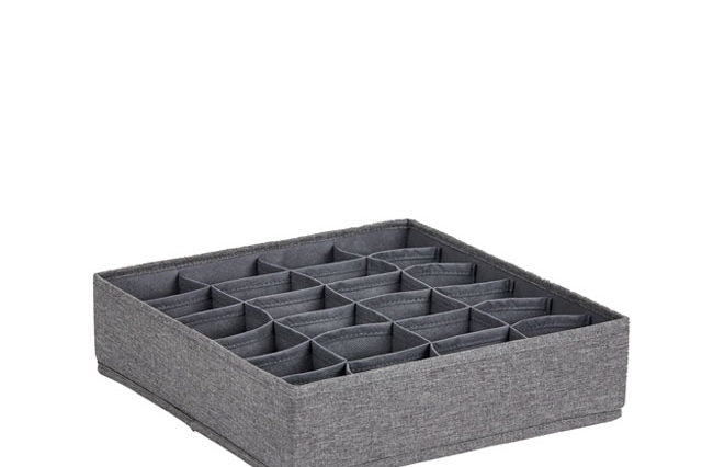 Premium Drawer Organiser with 24 Sections - The Organised Store