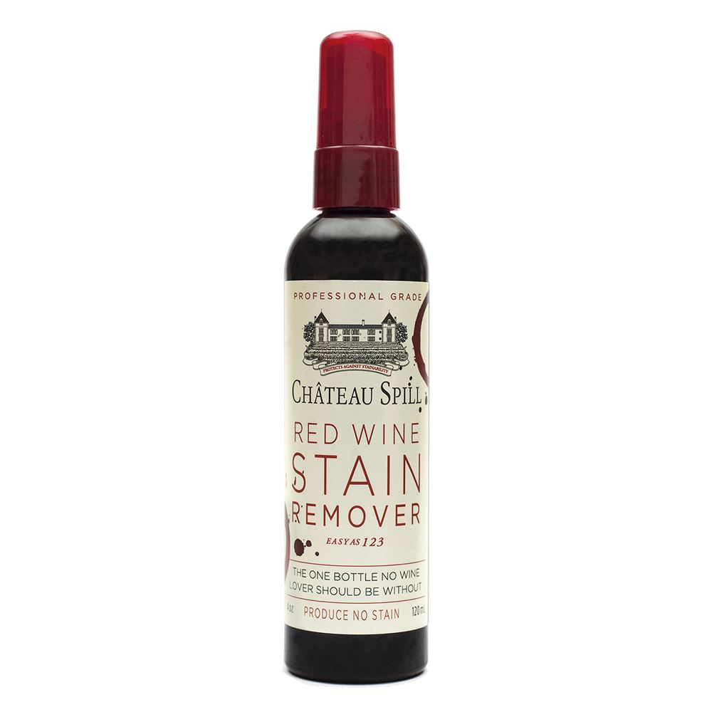Chateau Spill Red Wine Stain Remover 120 ml (12CDU) - The Organised Store