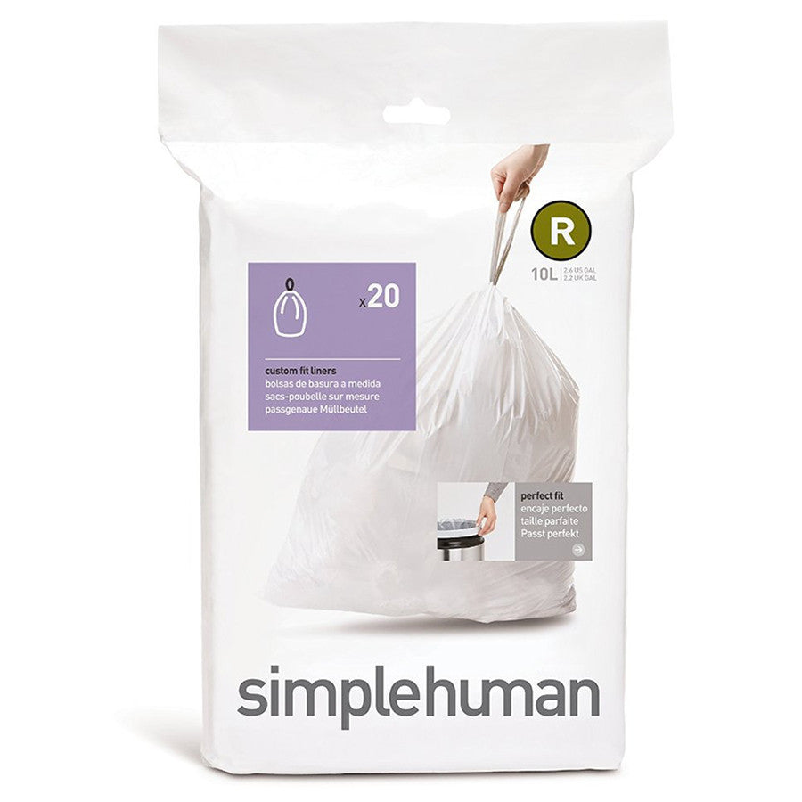 Simplehuman Code R Liners - The Organised Store