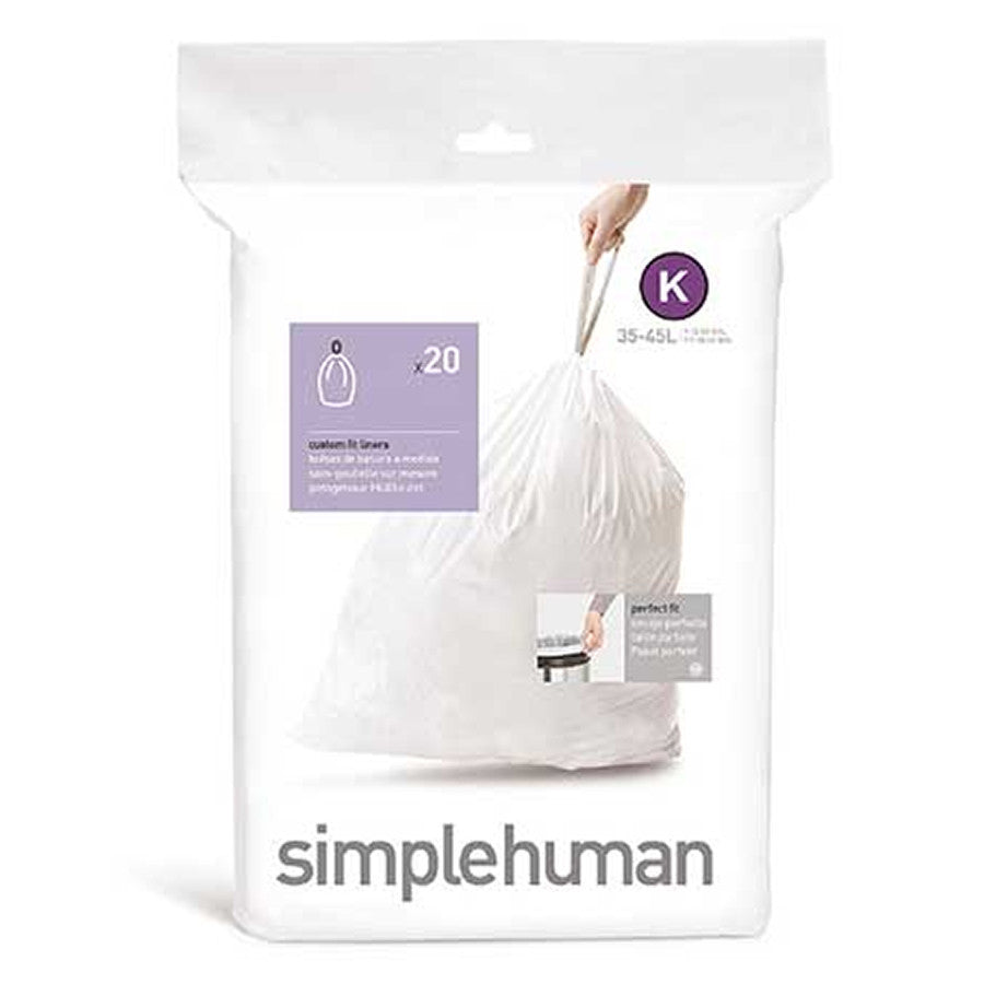 Simplehuman Code K Liners - The Organised Store