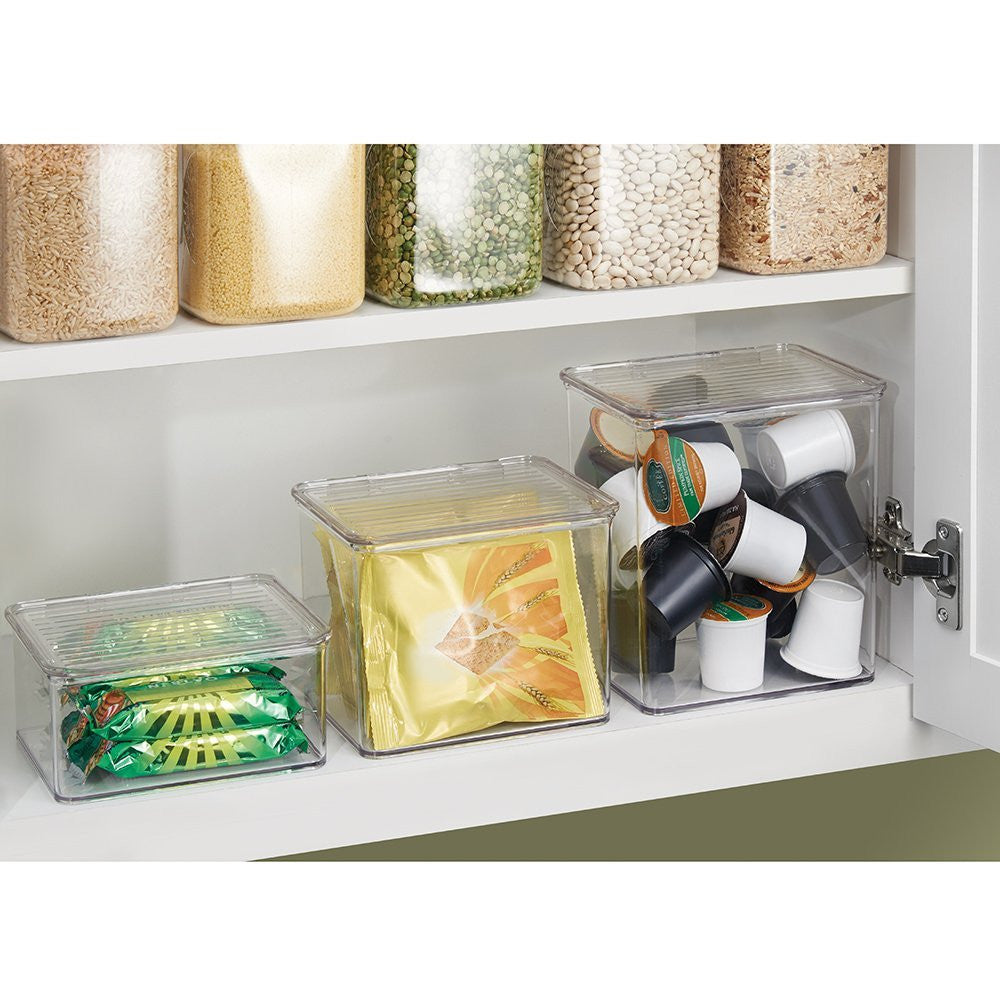 KITCHEN BINZ Box 14cm x 34cm x 7.5cm - The Organised Store