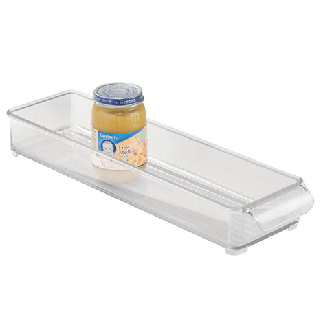 "FRIDGE BINZ 8""x 4"" Deep Bin - Clear"