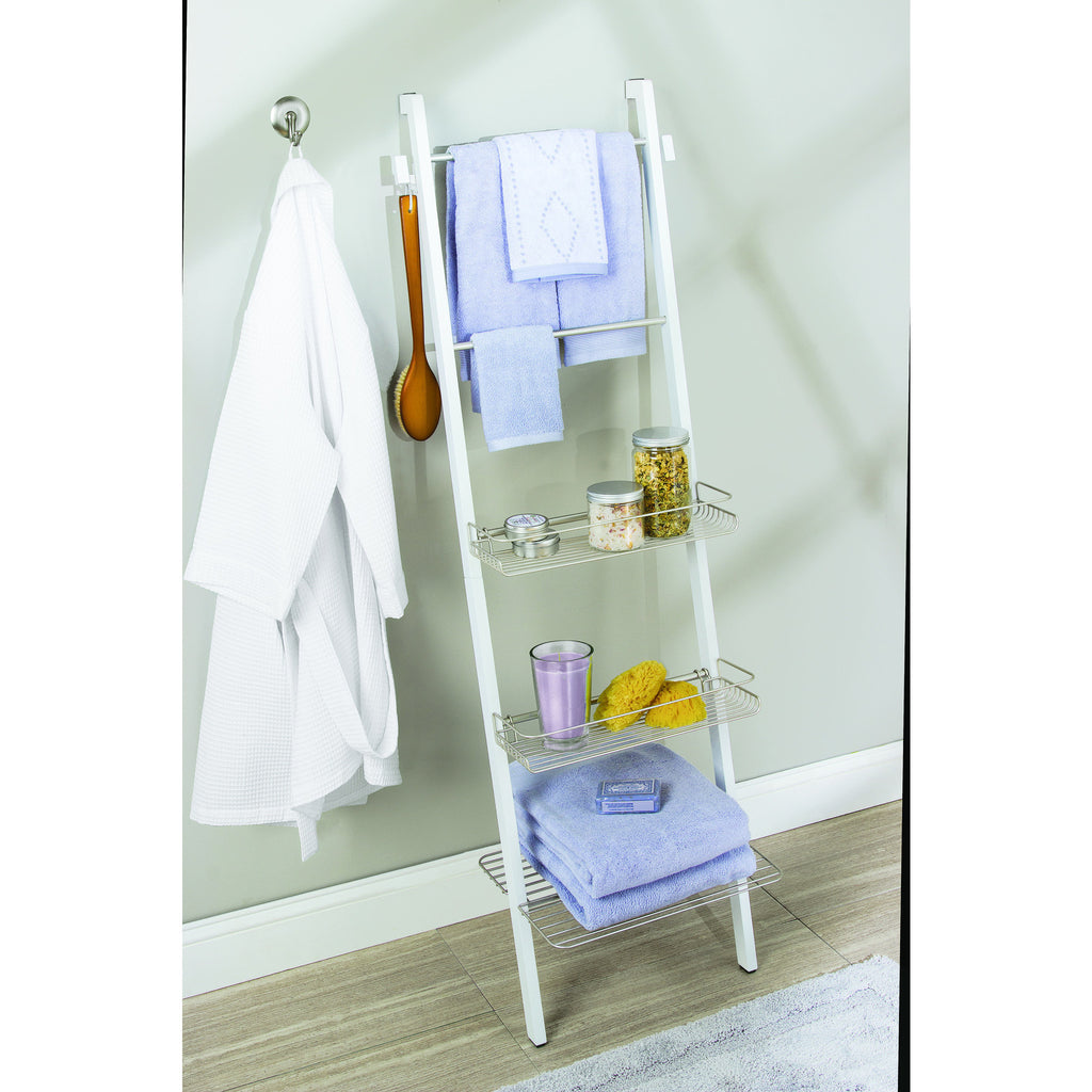 Formbu Bath Ladder - White/Satin