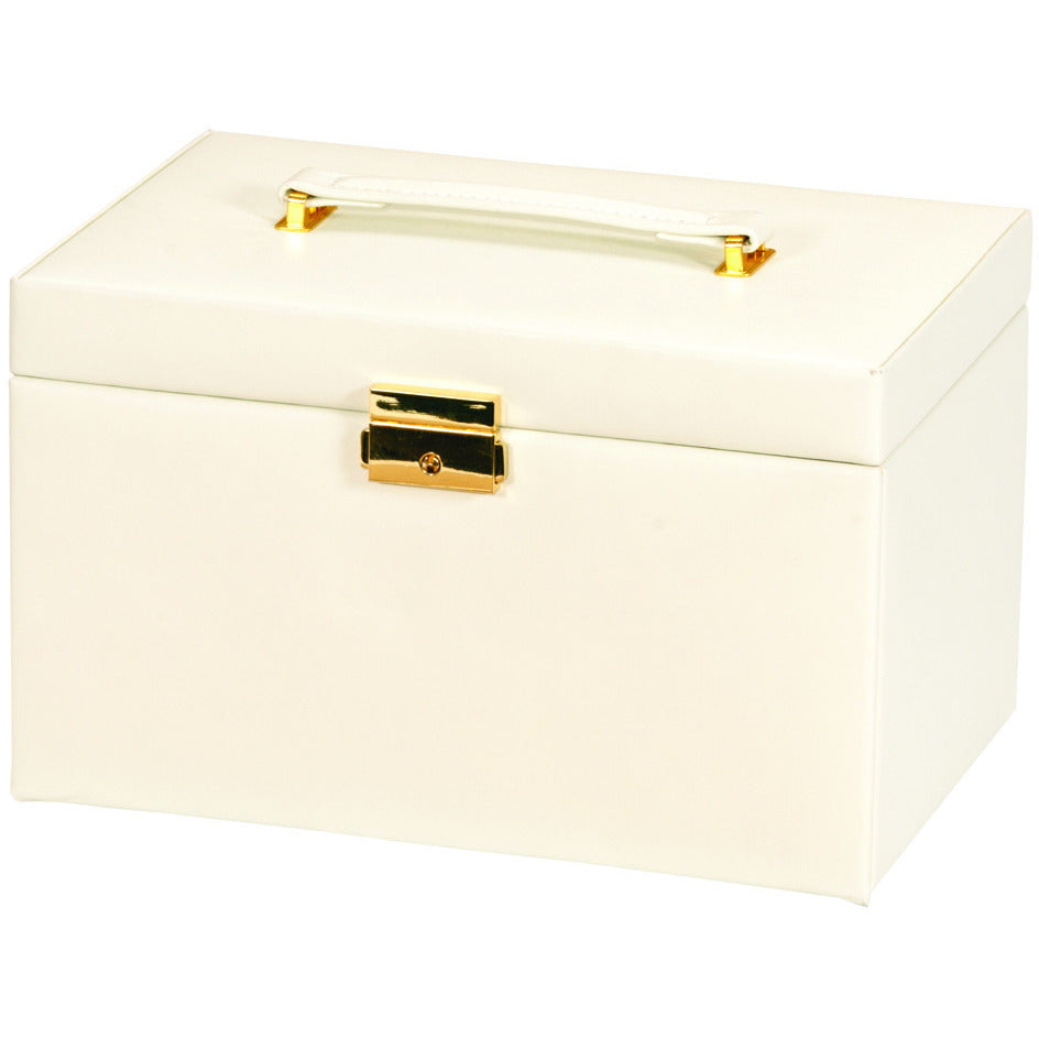 Duchess Ivory Jewel Case - The Organised Store