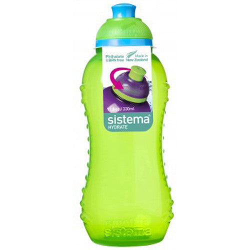330ml Twist 'N' Sip Squeeze Mini Bottle