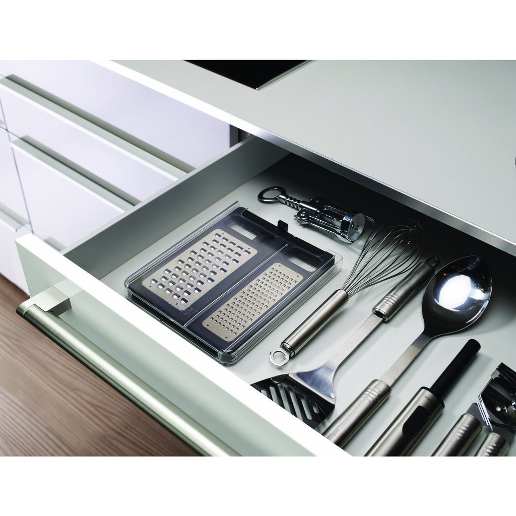 Fold-flat Grater Plus - The Organised Store