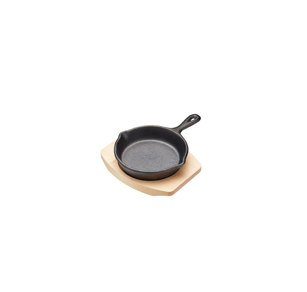 Artesa Cast Iron Mini Fry Pan