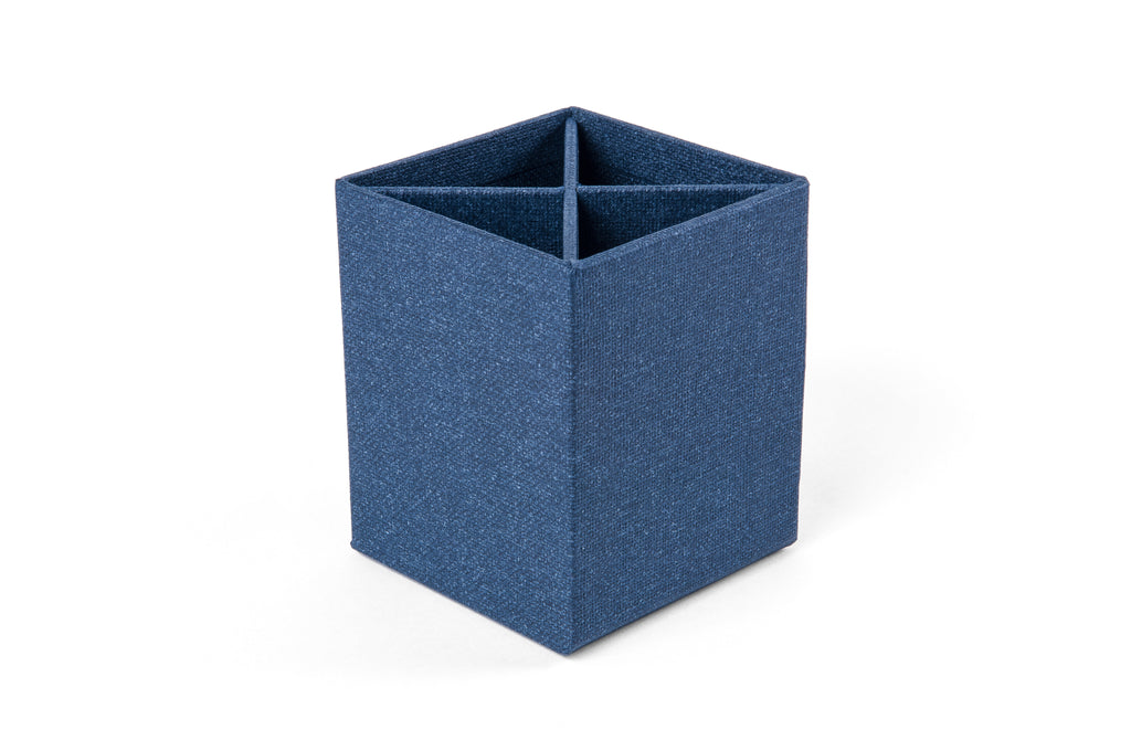 Penny Pencil Cup Blue - The Organised Store