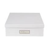 OSKAR DOCUMENT BOX A4 White