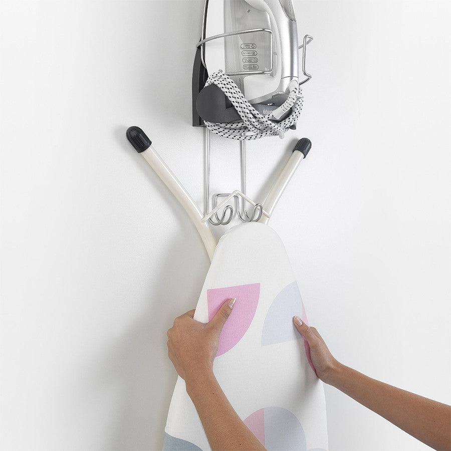 Steam Iron Storer - The Organised Store