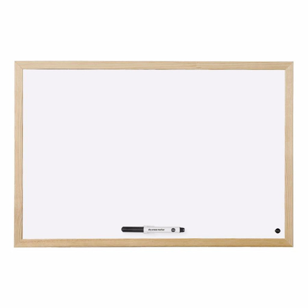 White Magnetic Board 60 X 40cm - The Organised Store