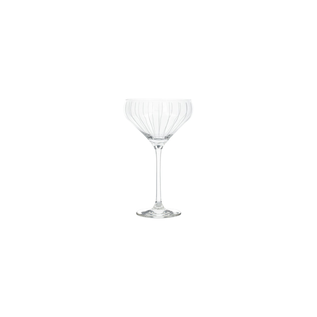 Mikasa Cheers Pack Of 4 Champagne Saucers