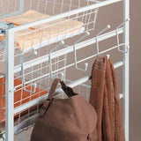 Hat & Coat Rack - The Organised Store