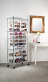 Clear Stackable Shoe Drawers-Various sizes - The Organised Store