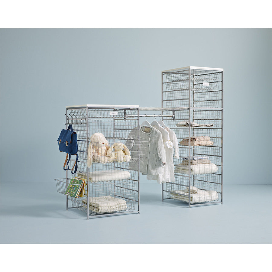 7 Runner Shelving System - The Organised Store