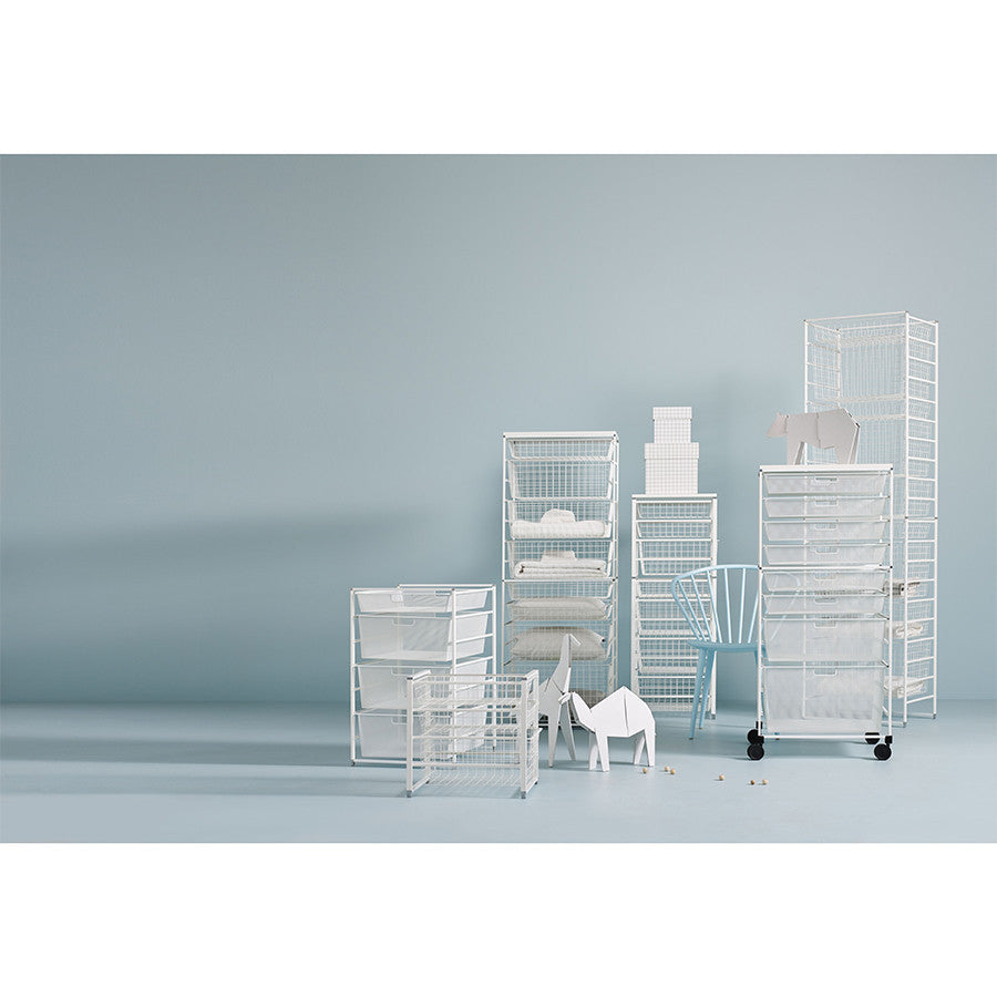 7 Runner Shelving System