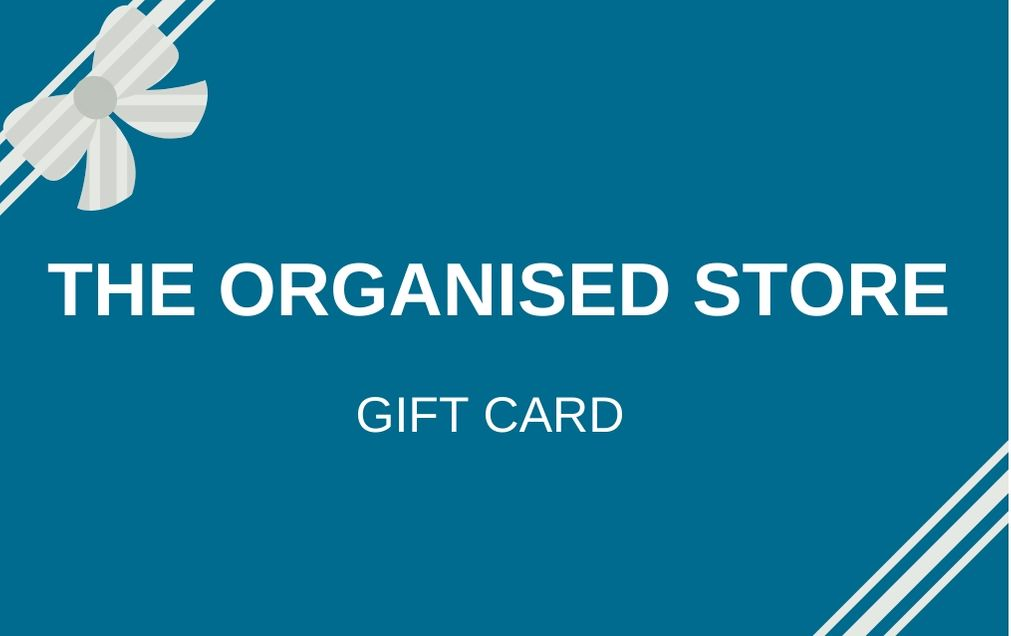 Gift Card - The Organised Store